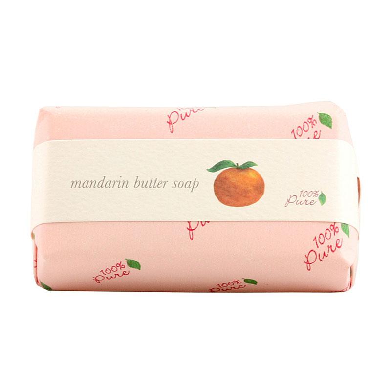 Крем-мыло Мандарин, 100% Pure