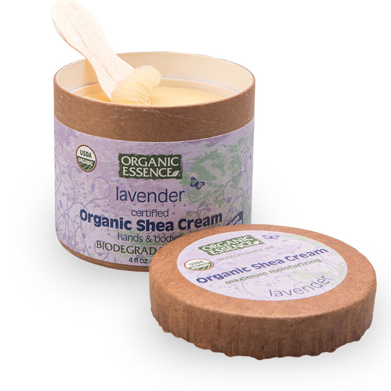 Органический крем Ши Лаванда, Organic Essence